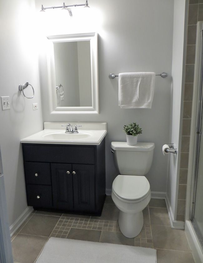 81 best images about bathrooms on pinterest storage for Update bathroom ideas