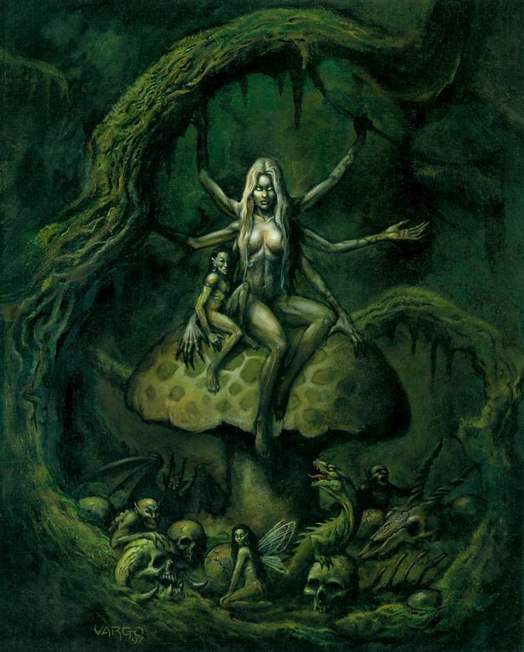 A Vittra (plural: Vittror) is a type of Vættr (wight) from northern Sweden. A Vættr is a nature spirit, a type of mythological creature very common in Scandinavian mythology. Elves, Dwarves and Jötnar are Vættir. Experts are not certain if Vittra, Huldra and Näcken can be grouped together or not because all three of them support nature against humans and dangers.
