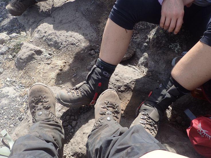 Lana Looks Back: Kilimanjaro Day 1 on the Rongai Route at runningforthegate
