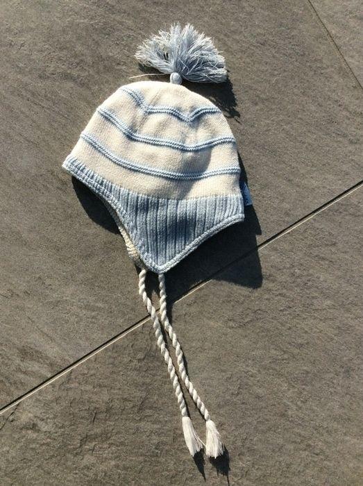 Mein Süße Baby Sterntaler Wintermütze gefüttert mit Fleece innen in blau-beigeweiß / Gr. 44 von Sterntaler! Größe 44 für 5,50 €. Schau´s dir an: http://www.mamikreisel.de/kleidung-fur-jungs/warme-mutzen-and-wintermutzen/33236842-susse-baby-sterntaler-wintermutze-gefuttert-mit-fleece-innen-in-blau-beigeweiss-gr-44.