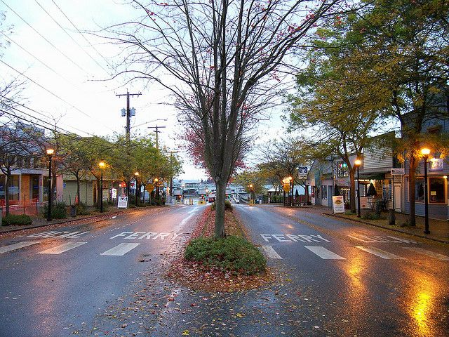 Kingston+Washington | Downtown Kingston, WA | Flickr - Photo Sharing!