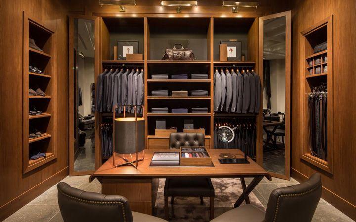 Massimo Dutti store at Fifth Avenue, New York store design