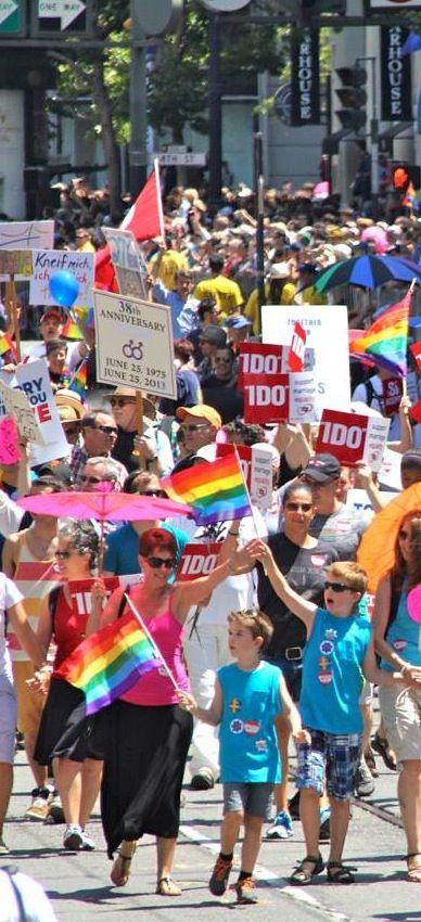 San Francisco Gay & Lesbian Pride Parade