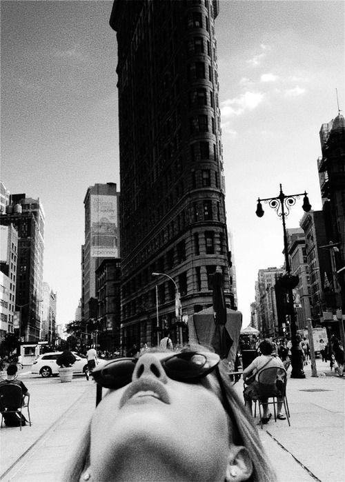 NYC. Flatiron mood