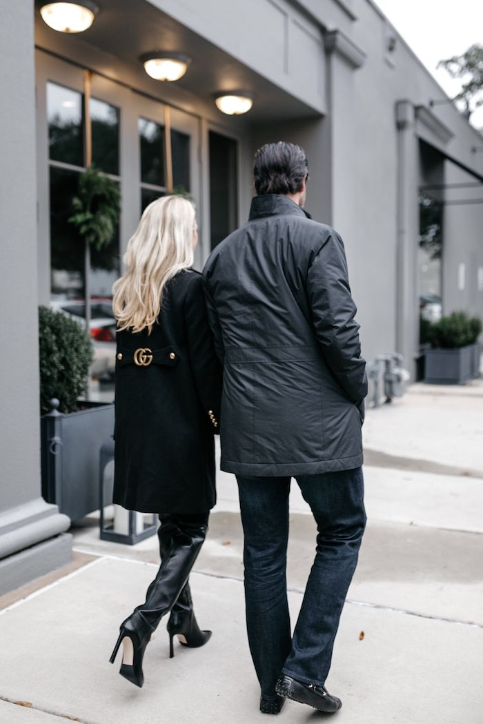Holiday Date ideas in Dallas 2018 and Christmas party outfits from