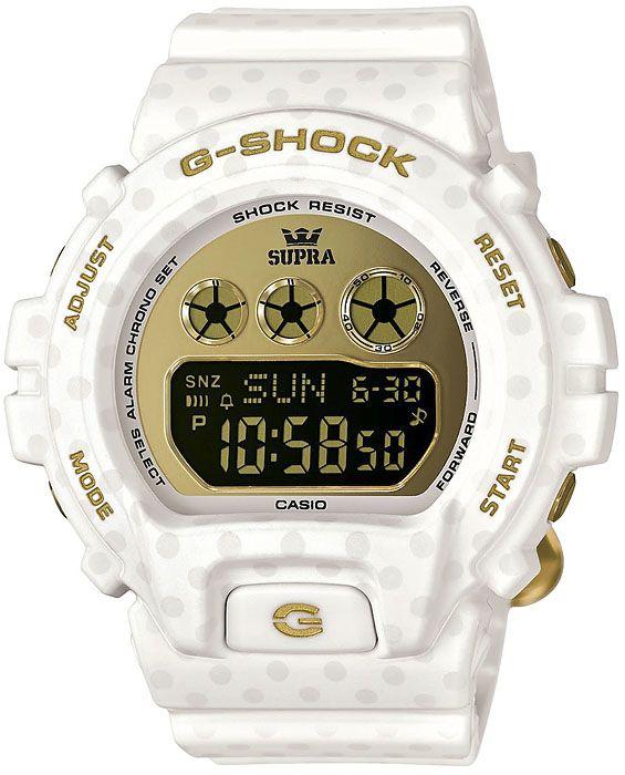 Zegarek damski Casio G-Shock GMD-S6900SP-7ER - sklep internetowy www.zegarek.net