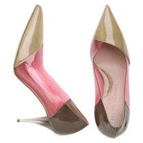 Neapolitan stilettos. Better than the ice cream.