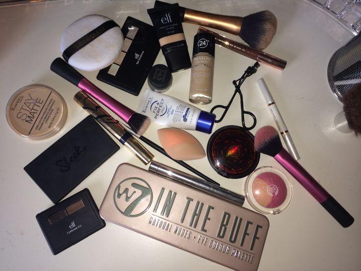 New post at beautybarmybird.com  W7, Estée layer, elf, Rimmel, make up atelier, revlon, beauty, make up, bbloggers