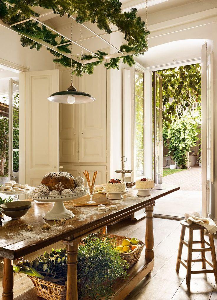 Una casa blanca como la nieve · ElMueble.com · Casas