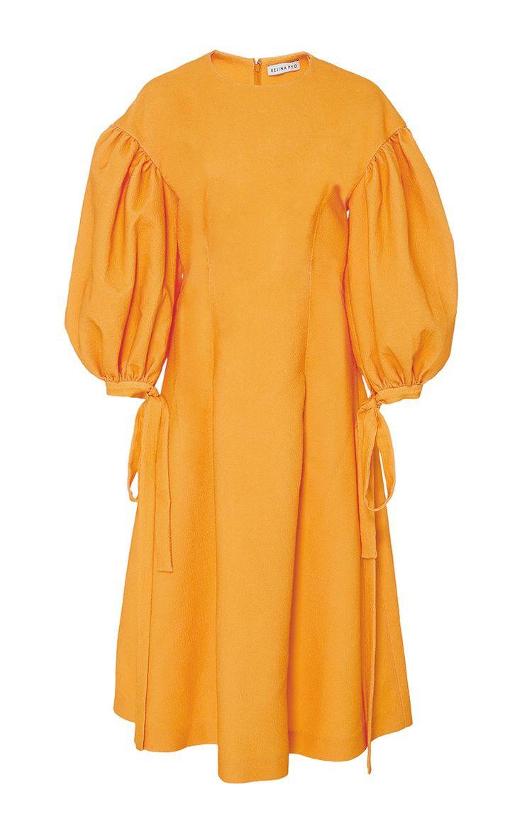 The Puff Sleeve Jamie Dress by REJINA PYO for Preorder on Moda Operandi