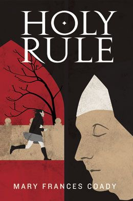 Holy Rule - a novel by Mary Frances Coady: The book takes place during three weeks in October, 1958, focusing on the lives of a group of nuns who teach at St. Monica's Girls' School. During this time of high autumn, the pope lies dying in Rome— and then finally dies— while thousands of miles away life carries on among the students and teaching nuns in St. Monica's Girls' School. Unknown to all of them, their lives are spilling into a world on the cusp of change. $22.95