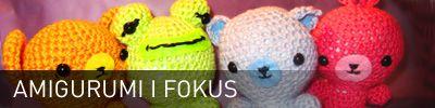 Många olika mönster! (bara svenska!) - 12. Mönster - Amigurumi iFokus