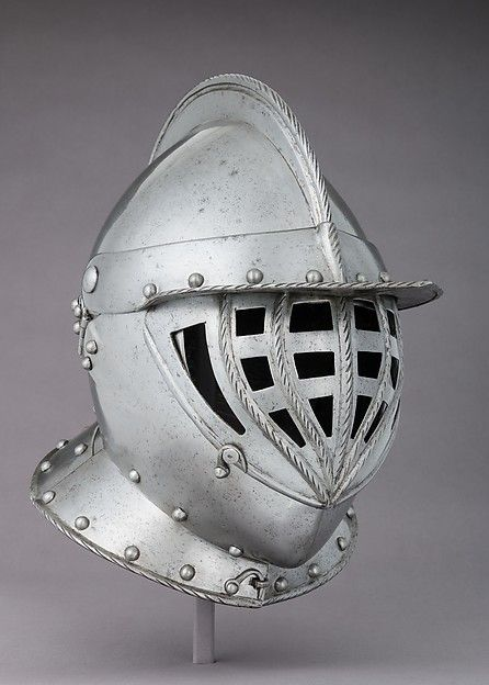 Closed Burgonet from Cologne, circa 1620