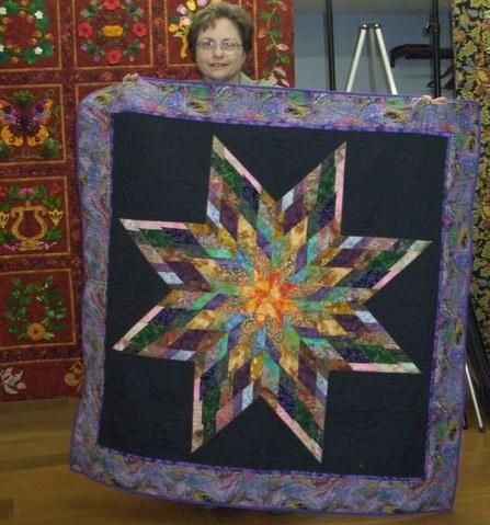 10 best Start Blanket Quilts images on Pinterest | Star blanket ... : crazy star quilt pattern - Adamdwight.com