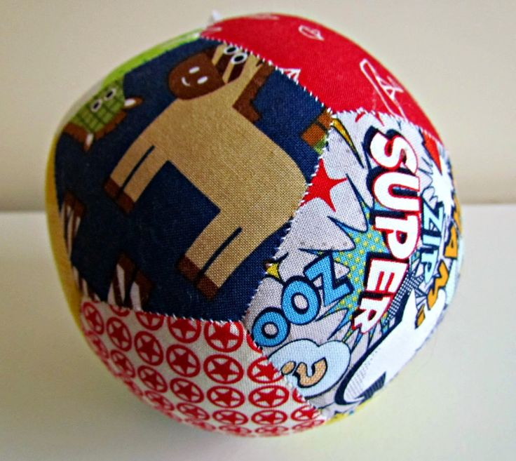 PatchworkDelights - Personalised Patchwork Ball ♥ http://www.dollydowsie.com/2014/07/patchworkdelights-personalised.html