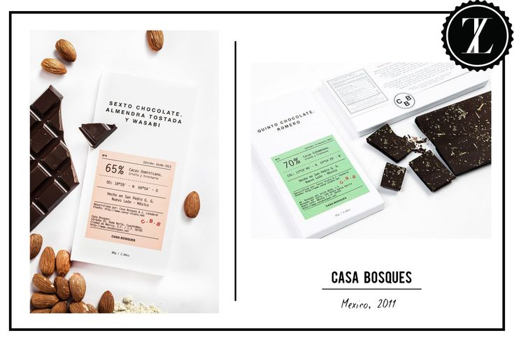 /CASA BOSQUE/ Chocolate is a product of happiness and luxury. It's for good reason that we crave chocolate when we're down and give fine chocolates as gifts to loved ones. Sometimes a classic Hersh...