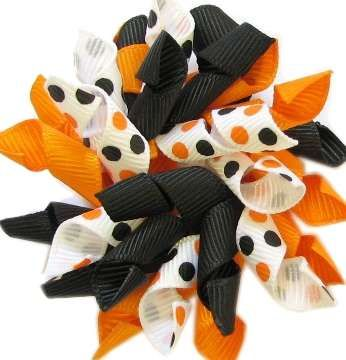 how to make korker hair bows