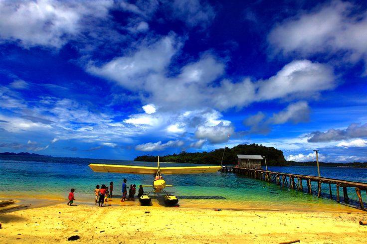 Pulau Misool: Impian Wisata Surga Tropis di Raja Ampat