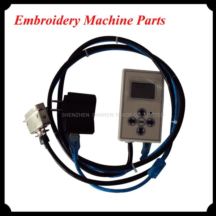 1pc Tajima Embroidery Machine Parts -USB Drive, Floppy Emulator Leitor USB Lector USB USB Reader External Reader
