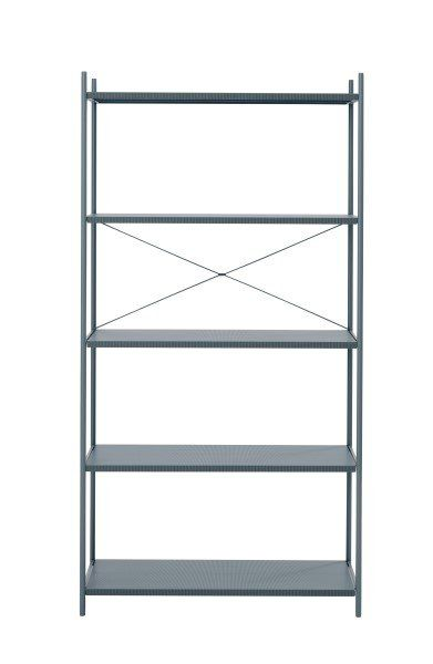 ferm LIVING ferm LIVING Punctual kast systeem -donkerblauw-1x5