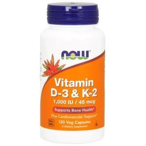 The Product Now Foods Vitamin D-3 & K-2 (1,000IU, 45mcg, 120 Vegetarian Capsules)  Can Be Found At - http://vitamins-minerals-supplements.co.uk/product/now-foods-vitamin-d-3-k-2-1000iu-45mcg-120-vegetarian-capsules/