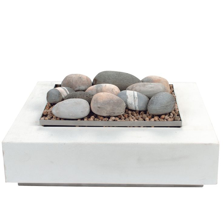 Focal Point Polaris White Manual Control Inset Gas Fire | Departments | DIY at B&Q