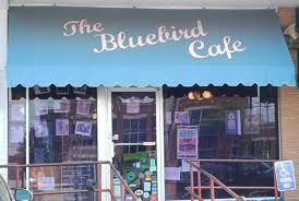 Blue Bird Cafe, City of Nashville in Tennessee