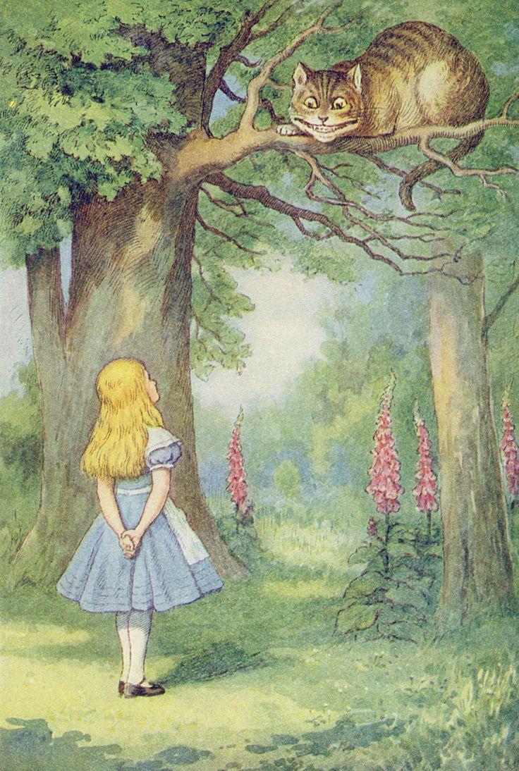Alice and wonderland lewis carroll-8206