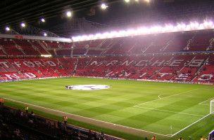 "Manchester United Stadium ""Old Trafford"""