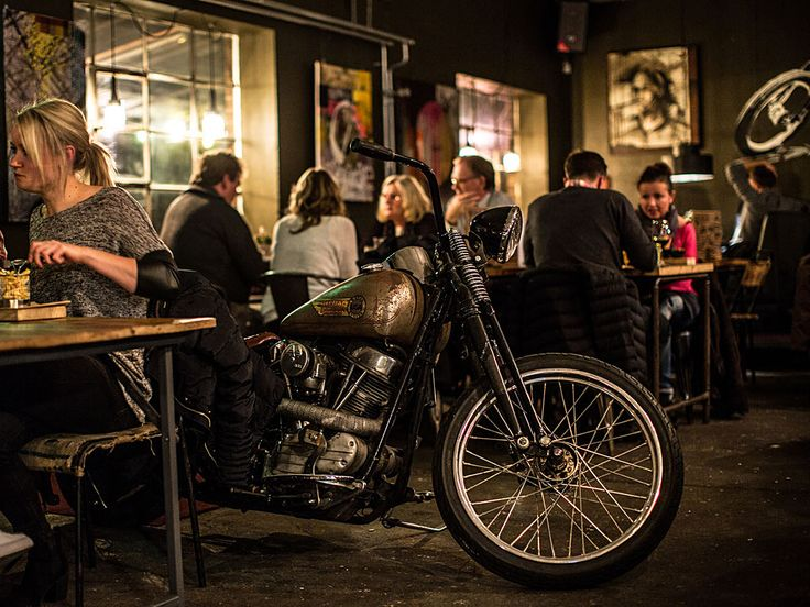 HÖGANÄS BREWERY, BREW PUB AND GARAGE BAR, SWEDEN Craft beers, good friends, old motorcycles and gastronomy!