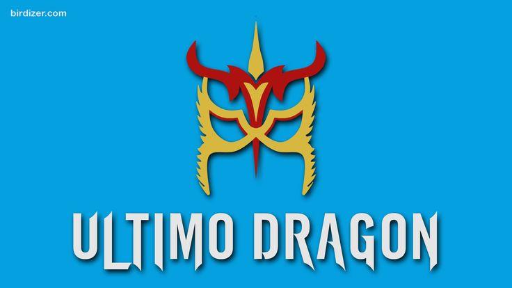 Ultimo Dragon máscara wallpaper