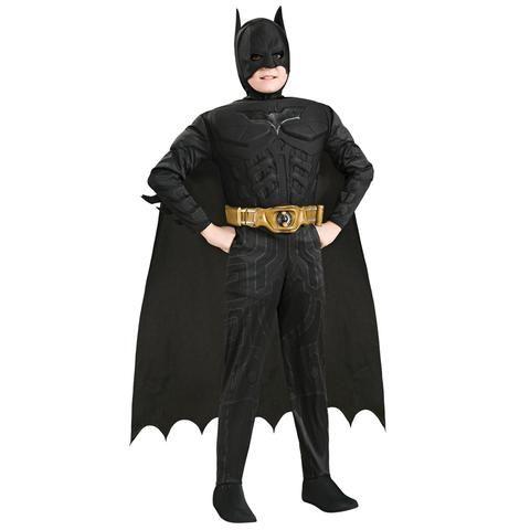 Muscle Dark Knight Batman Costume