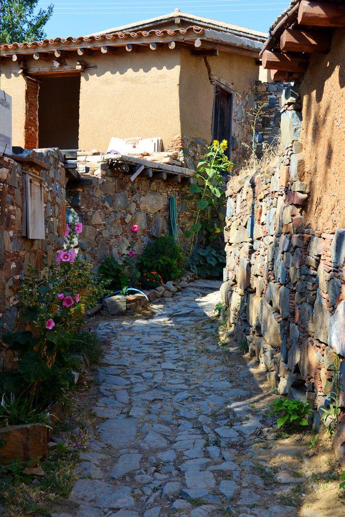 Fikardou Village, Nicosia, Cyprus