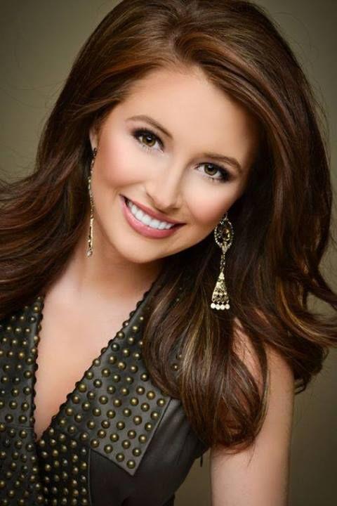 Ashton Campbell Crowned Miss Arkansas 2014 for Miss America 2015