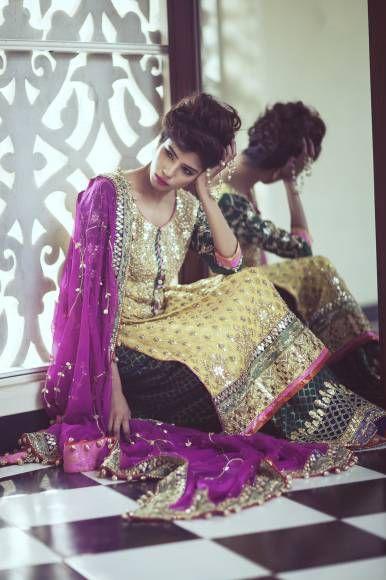 Faiza Saqlain for Sunday