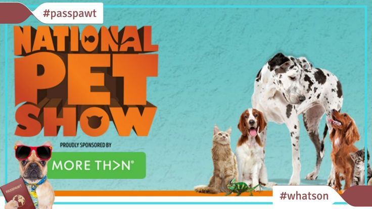 Whats On In Dogland  News  The London Petshow  04/18/2017  Oh Yes get your diaries out and pencil in The London Peepshow. This years event is taking place on the 6TH & 7TH May 2017 at the Excel centre in London.  Ticket prices are around 20 each.  This years every includes  BRAND NEW ANIMAL HANDLING TEEPEE TENTS  CUDDLES FOR EVERYONE!  Children (and adults) of all ages can get in touch with their wild side in our brand new animal handling areas. We have two action-packed teepee tents…