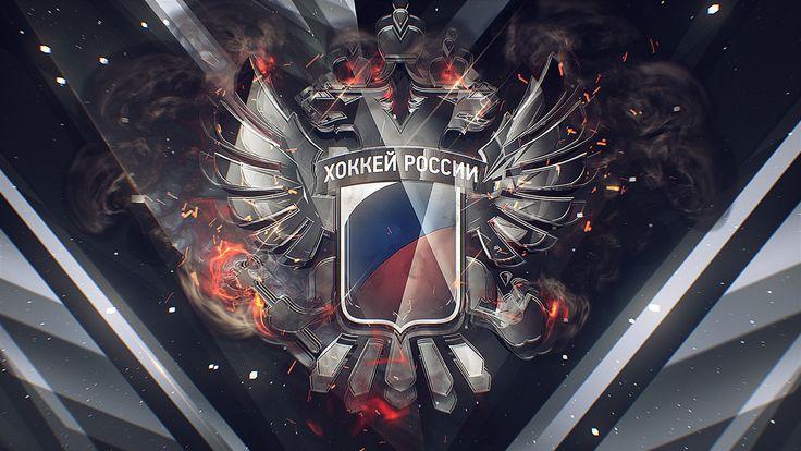 Russia Hockey Logo on Behance