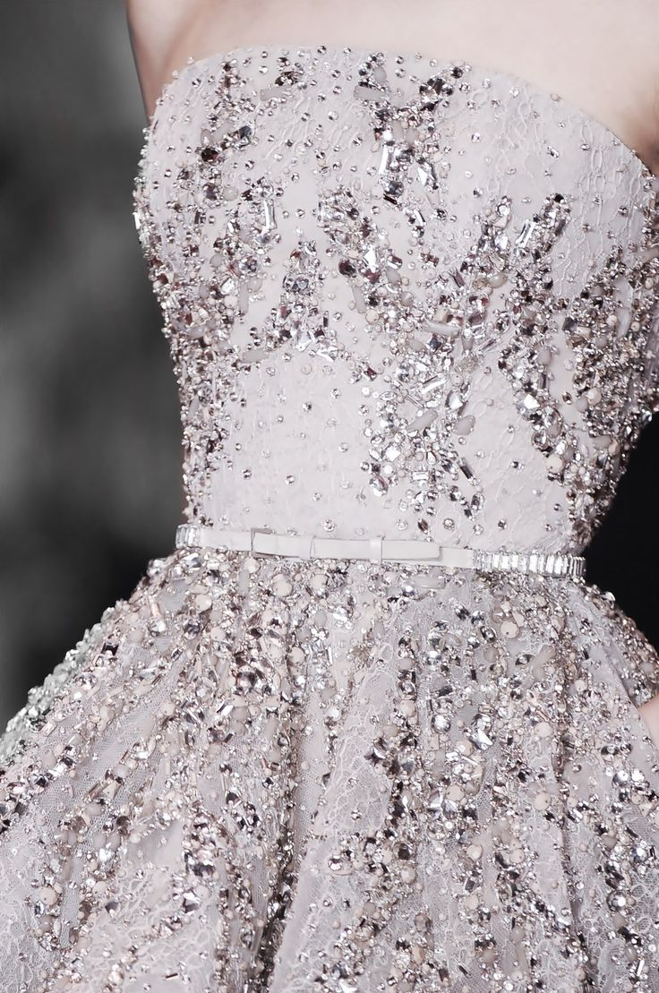 It's all in the sparkly details...
