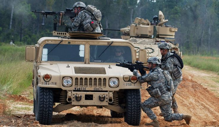 Lockheed Martin Sues Pentagon Over U.S. Marines/Army Humvee Contract With Oshkosh Corporation