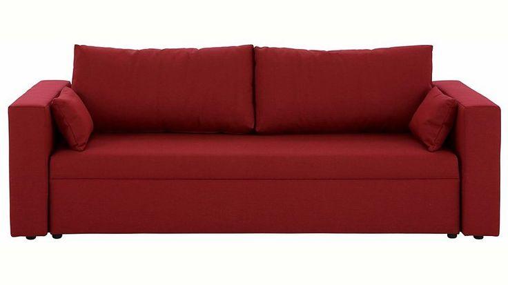 Jetzt Home affaire 3-Sitzer »Pur« , wahlweise mit Bettfunktion günstig im cnouch Online Shop bestellen