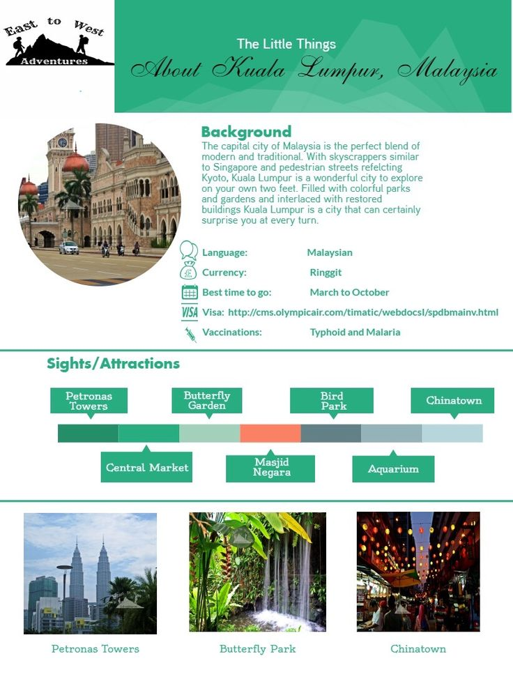 "Everything you need to know about Kuala Lumpur Malaysia   😊  To know more about our trip  ,check the blog ""link"" #easttowestadventures #travelcheatsheets  #Kualalumpurcheatsheet #travel #travelblogger #brochure  #kualalumpur #malaysia"