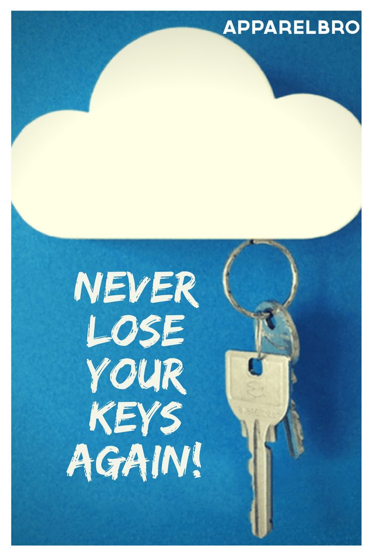 Never Lose your keys again with the Cloudy Magnetic Key Holder! Available exclusively from www.apparelbro.com now!🙂🙂