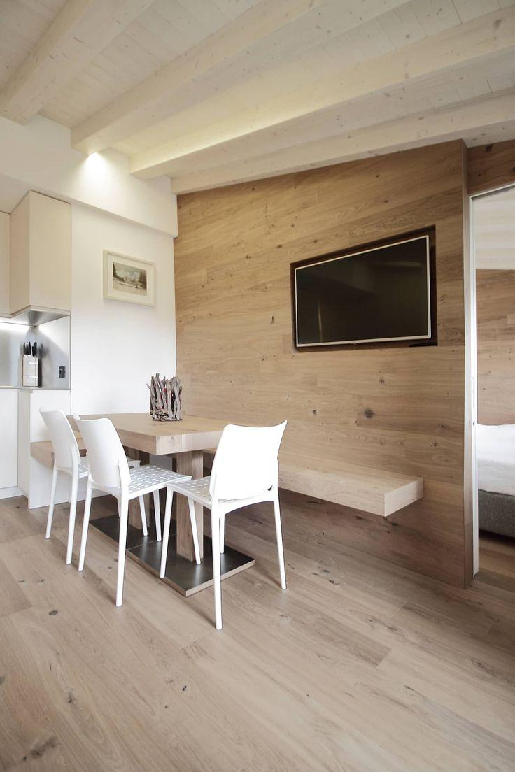 Progetti sala da pranzo moderna di luigi bello architetto ...