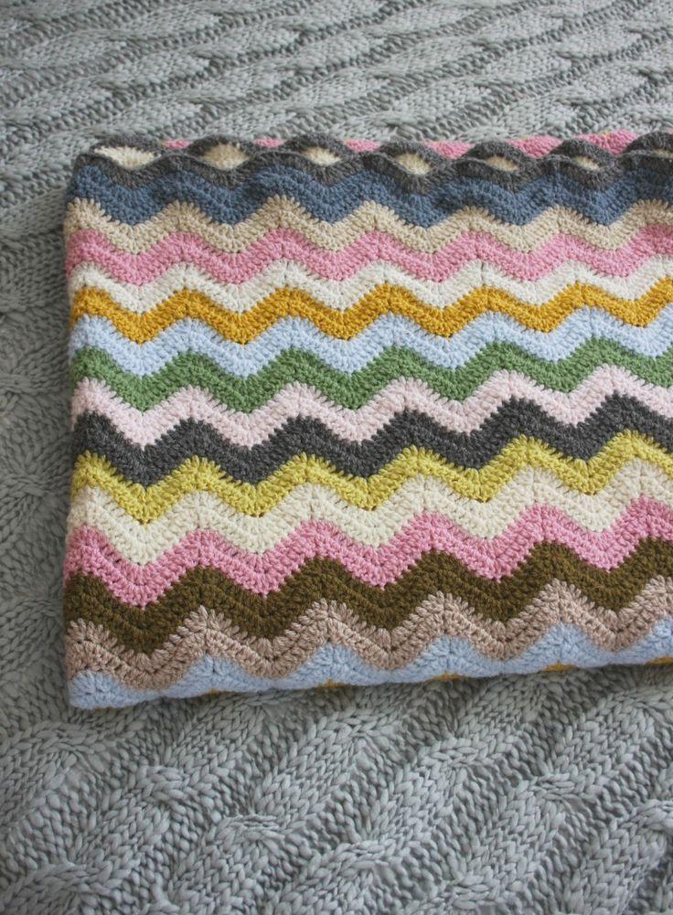 Coco Rose Diaries Blog - Happy Scrappy Blanket