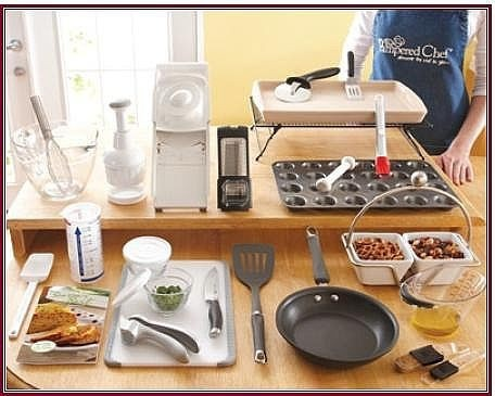 Pampered Chef for-the-home