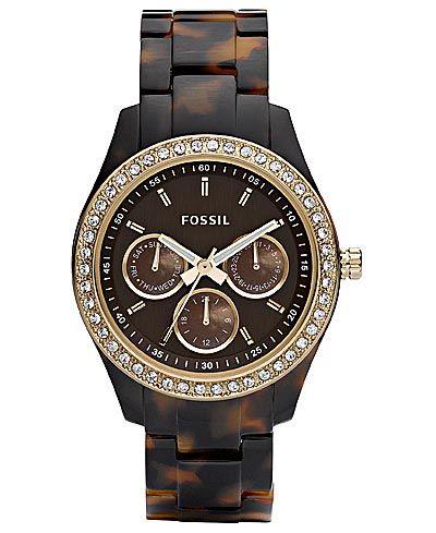 Fossil Tortoise Shell Watch (my new favorite item in my wardrobe :)