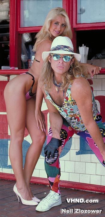 awesome 80s david lee roth