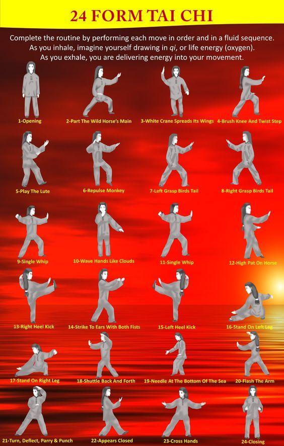 129 best Tai Chi 4 Viola images on Pinterest | Martial arts, Qi ...