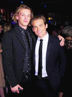 17 Best images about A... Jamie Campbell Bower And Kevin Zegers
