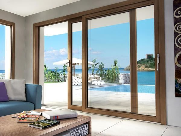 17 migliori idee su vetri delle finestre su pinterest - Porta finestra scorrevole ...